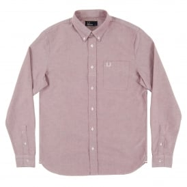 M9546 Classic Oxford Shirt Rosewood