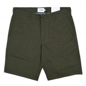 Farah Hawk Stellar Blue Chino Shorts
