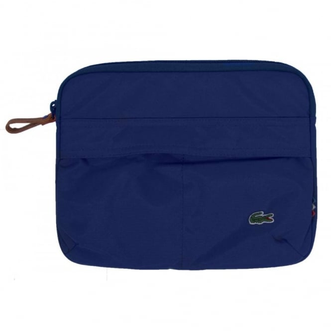 Lacoste L!ve NH0999LB iPad Sleeve Electrique