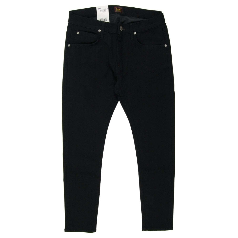 06b6108e Lee Luke Jeans Clean Black Stretch - Mens Clothing from Attic ...