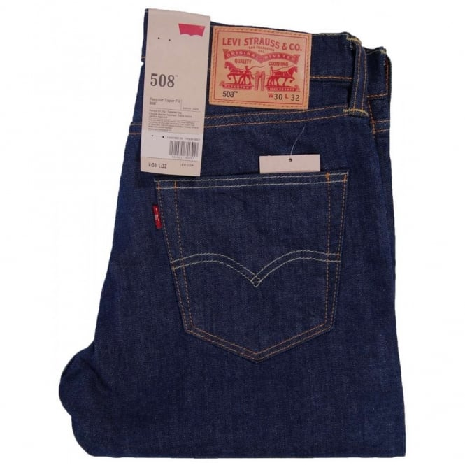 acf814f6 Levi's 508 Jeans Broken Raw - Mens Clothing from Attic Clothing UK