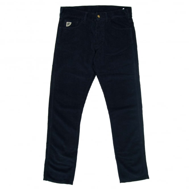 Lois Dallas Jumbo Cords Navy