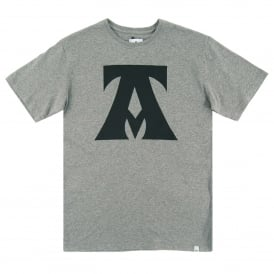 A Baska T-Shirt Heather Grey