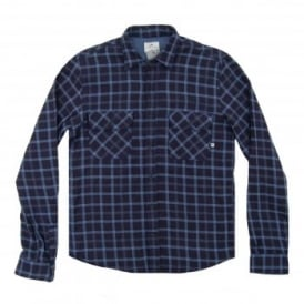 Bedford Check Shirt United Navy