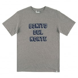 Bonito T-Shirt Heather Grey