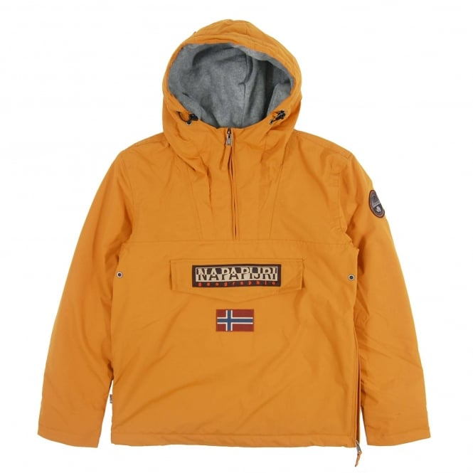 Napapijri Rainforest Winter Jacket Yellow Ochre