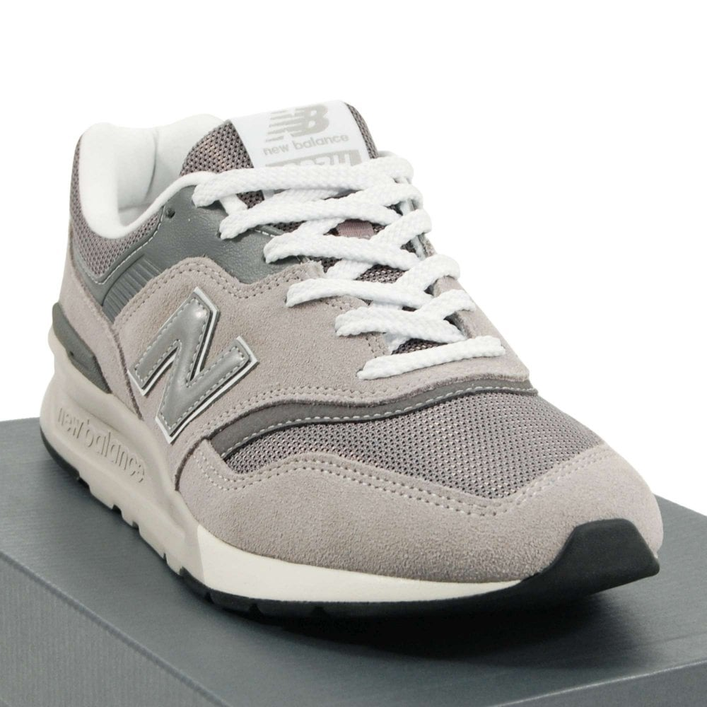 3d0c8102a3 New Balance CM997 HCA Marblehead Silver - Mens Clothing from Attic ...