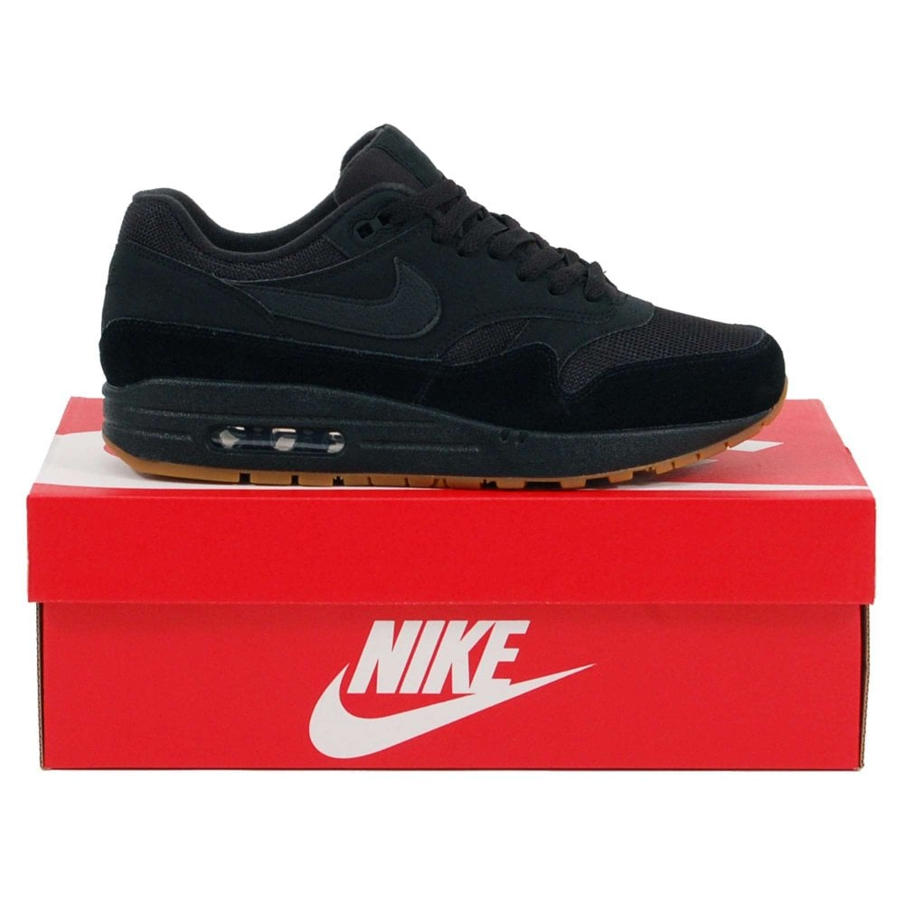 9f606fe69e Nike Air Max 1 Black Gum - Mens Clothing from Attic Clothing UK