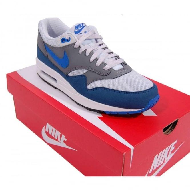 Nike Air Max 1 Essential Geyser Grey Prize Blue