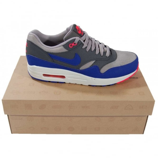 Air Ultramarine Nike Essential Max 1 Grey Medium v8nwmN0