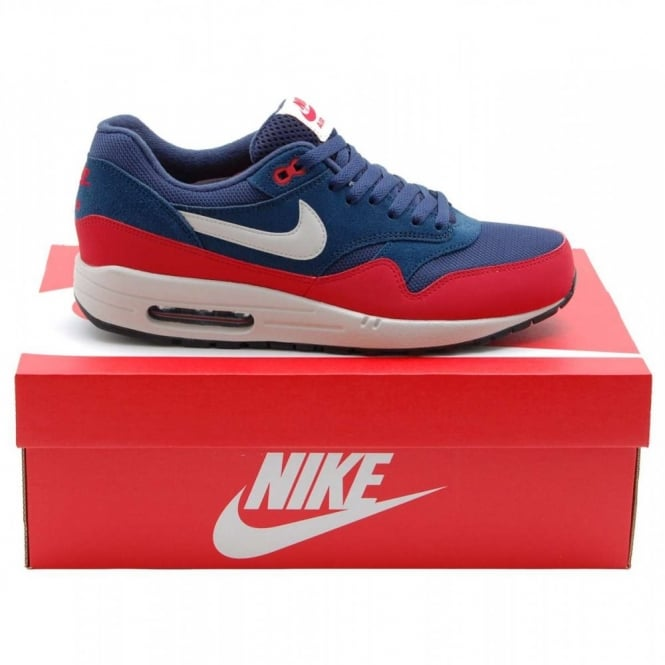 quite nice 2abbb b8a16 Air Max 1 Essential Midnight Navy Light Bone