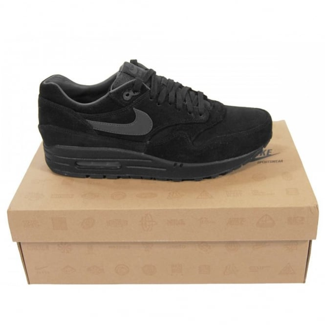 Nike Air Max 1 Premium Black Anthracite