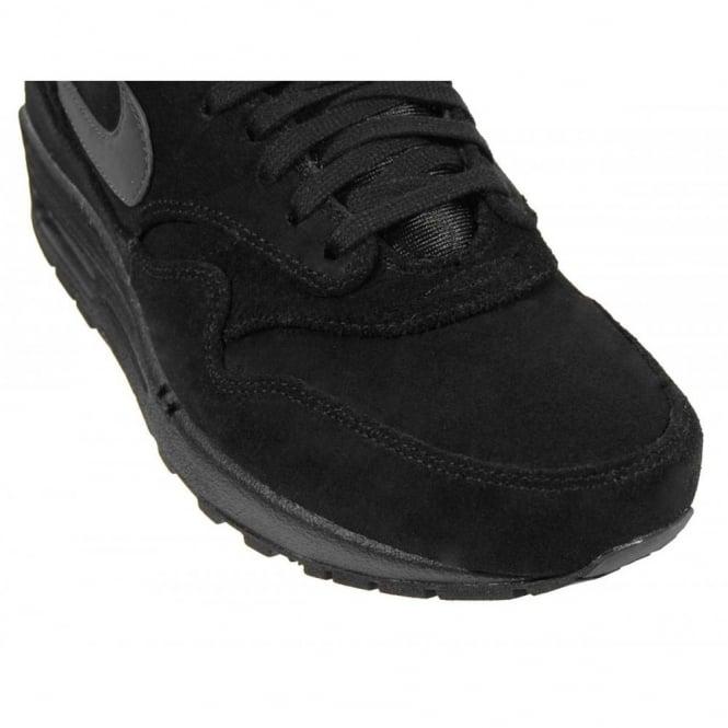 0f4e507d3346e Nike Air Max 1 Premium Black Anthracite - Mens Clothing from Attic ...