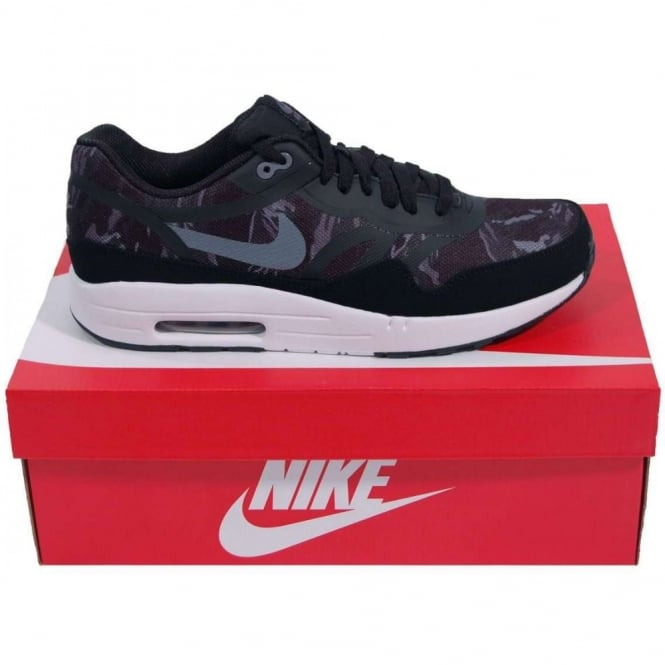 wholesale dealer 2cb1a 42627 Nike Air Max 1 Premium Tape Black Camo - Mens Clothing from Attic ...