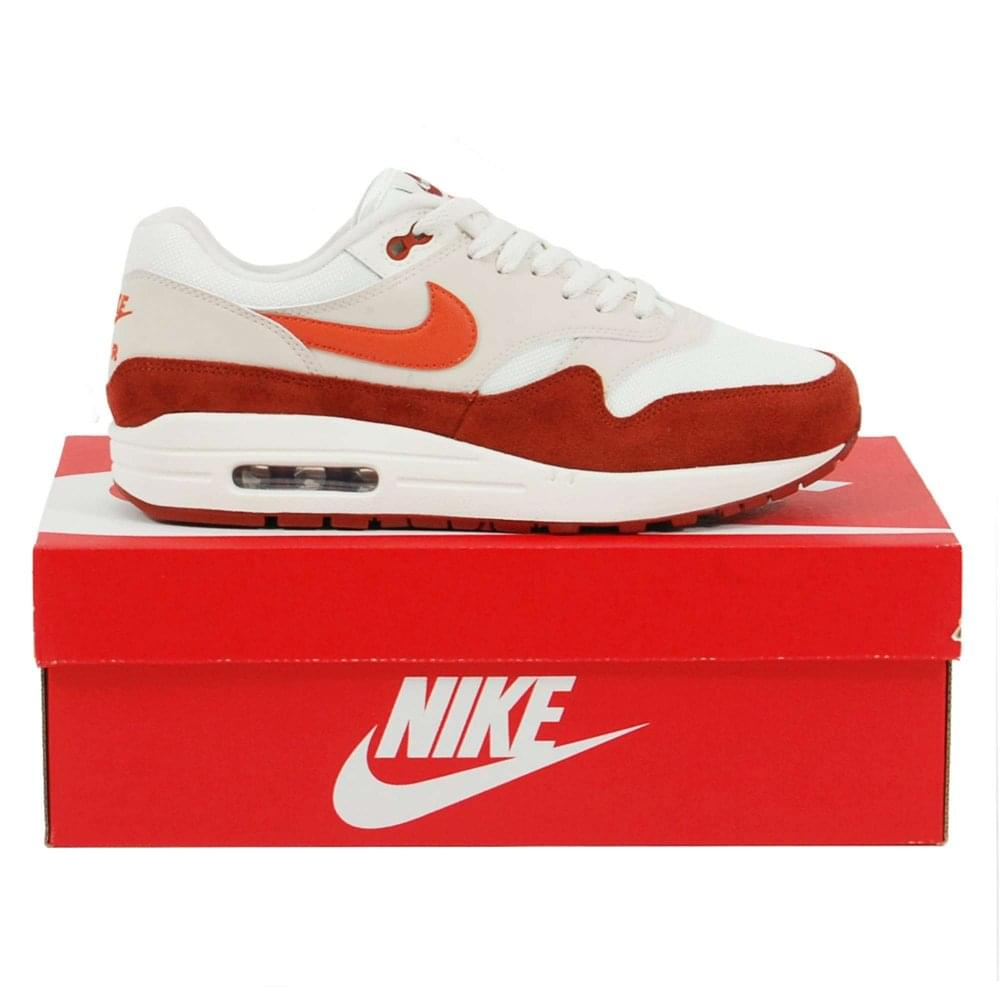 8fbb9d2248d Nike Air Max 1 Sail Vintage Coral Mars Stone - Mens Clothing from ...