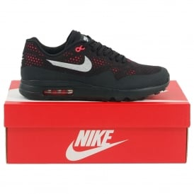 Air Max 1 Ultra 2.0 Moire Black Wolf Grey Solar Red