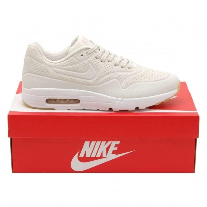 huge discount 2cd73 eda50 Nike Air Max 1 Ultra Moire Phantom White Gum - Mens Clothing from ...
