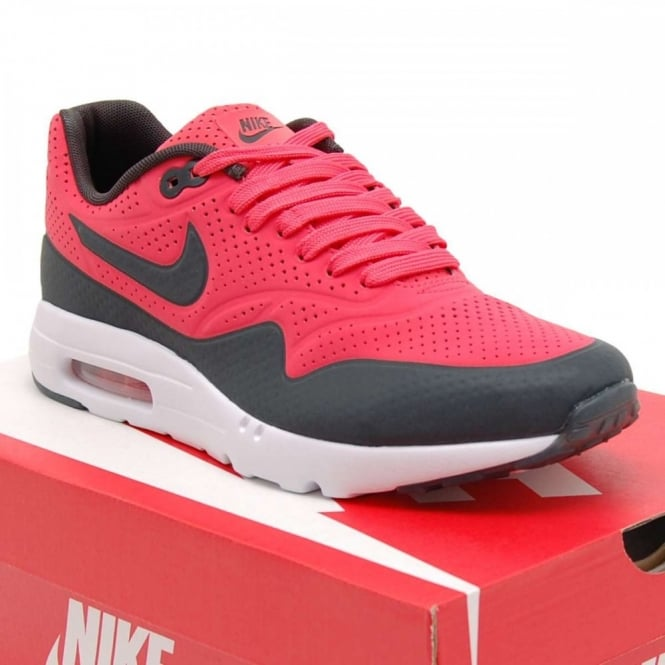665c4cbc5dfc Nike Air Max 1 Ultra Moire Rio Anthracite White - Mens Clothing from ...