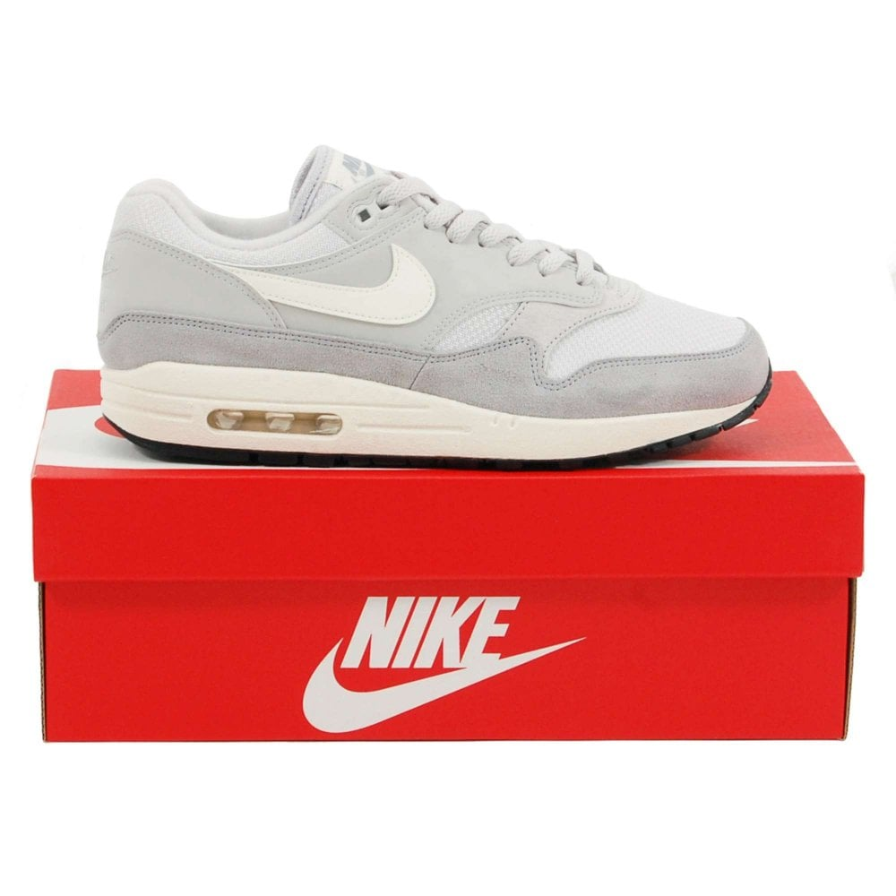 Nike Air Max 1 Grey Sail Where To Buy