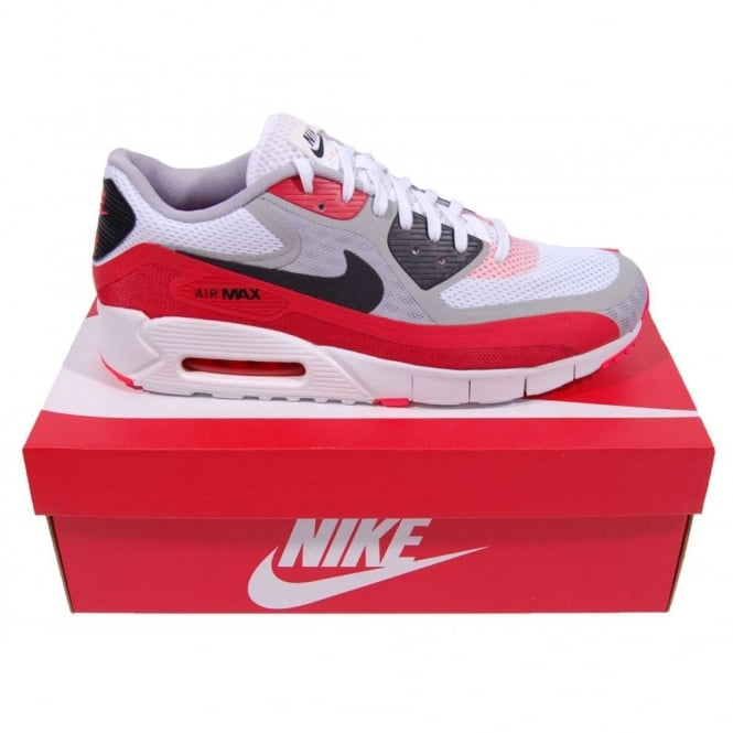 super popular 2dcfc 967f6 Nike Air Max 90 Breeze White University Red - Mens Clothing from ...