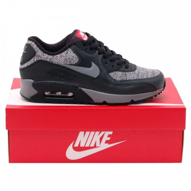 new style 441f9 8812a Air Max 90 Essential Black Cool Grey Anthracite