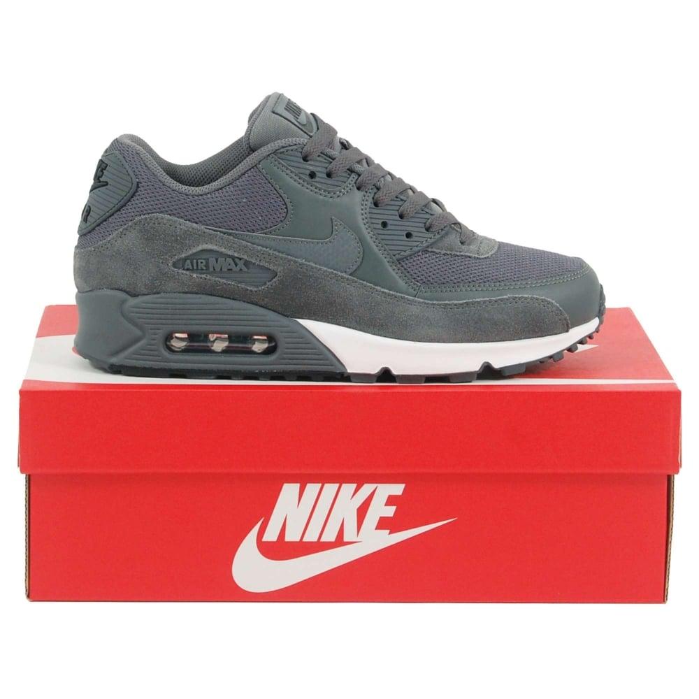 premium selection 7563c 5e187 Nike Air Max 90 Essential Dark Grey Black