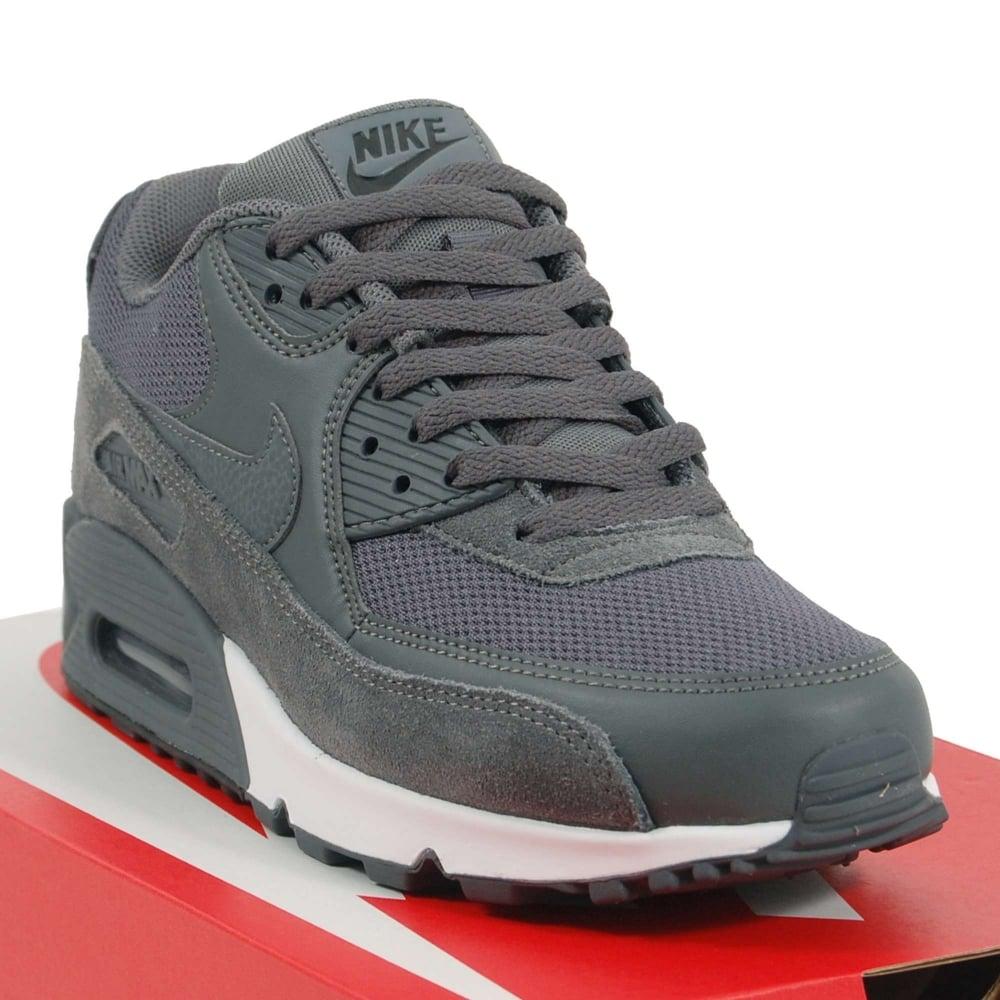 Nike Air Max 90 Essential Dark Grey Black