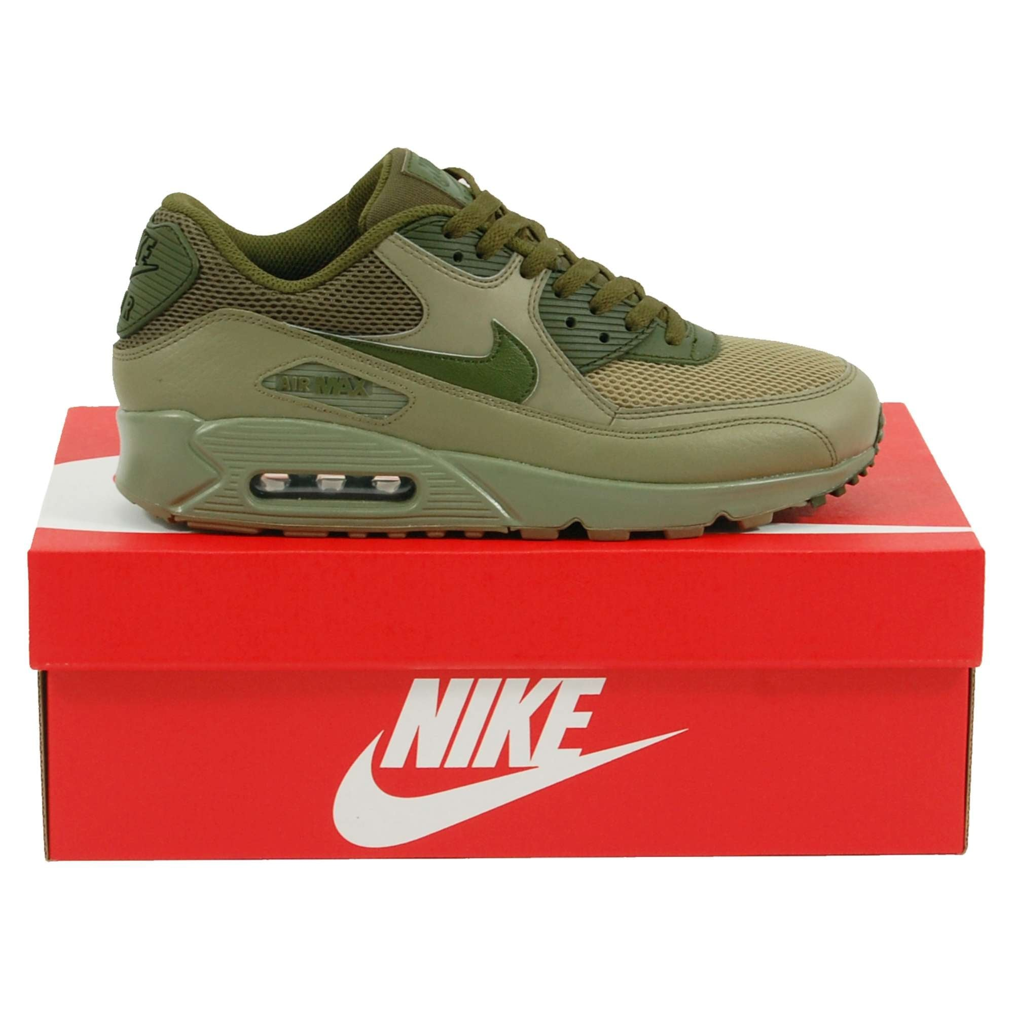 Nike Air Max 90 Essential Trooper Legion Green