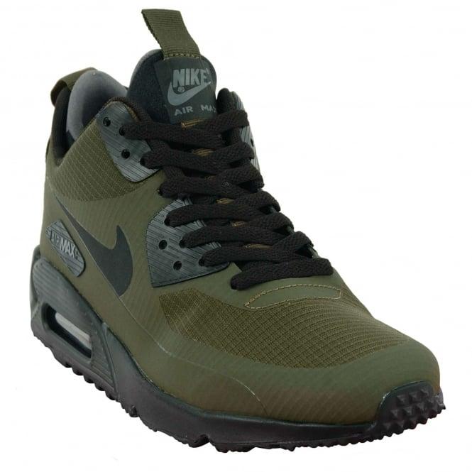 Nike W Air Max 90 Premium Dark Loden & Ivory   END.