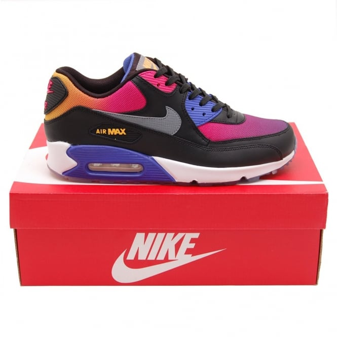 newest 4dbcb 48649 Air Max 90 SD Black Persian Violet Pink Force Cool Grey