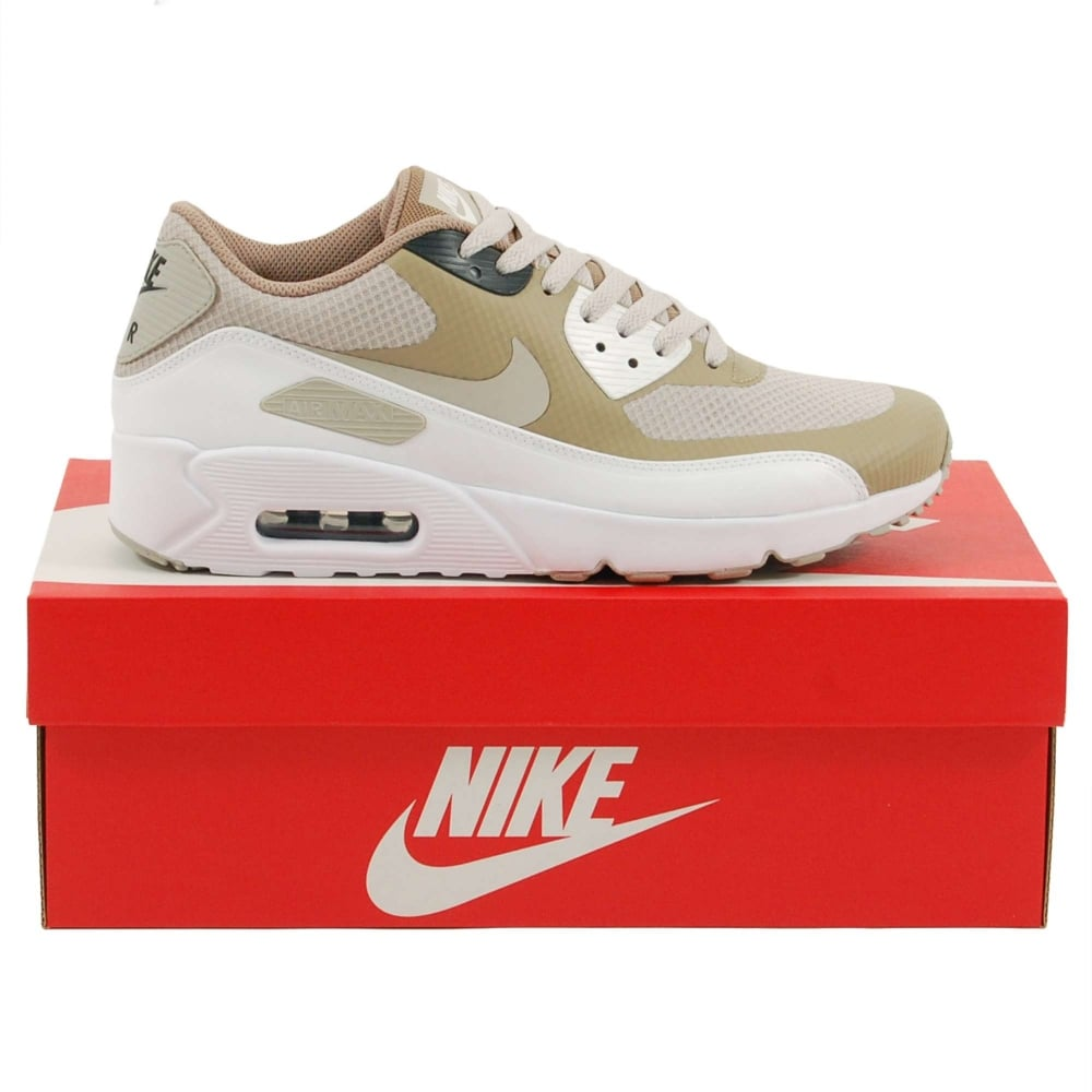 huge selection of bcbb6 60078 Nike Air Max 90 Ultra 2.0 Essential Pale Grey Khaki White