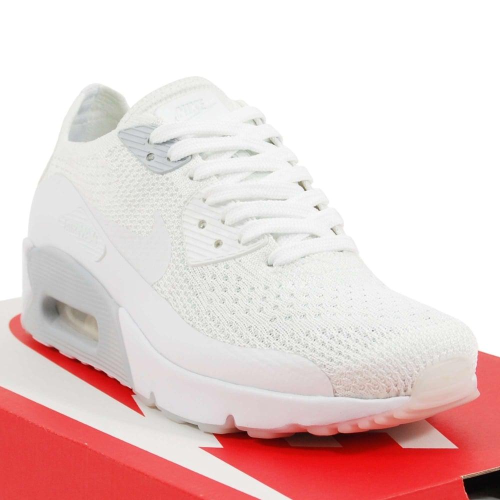 New Womens Nike Air Max 90 Ultra 2.0 Flyknit UK Size 6