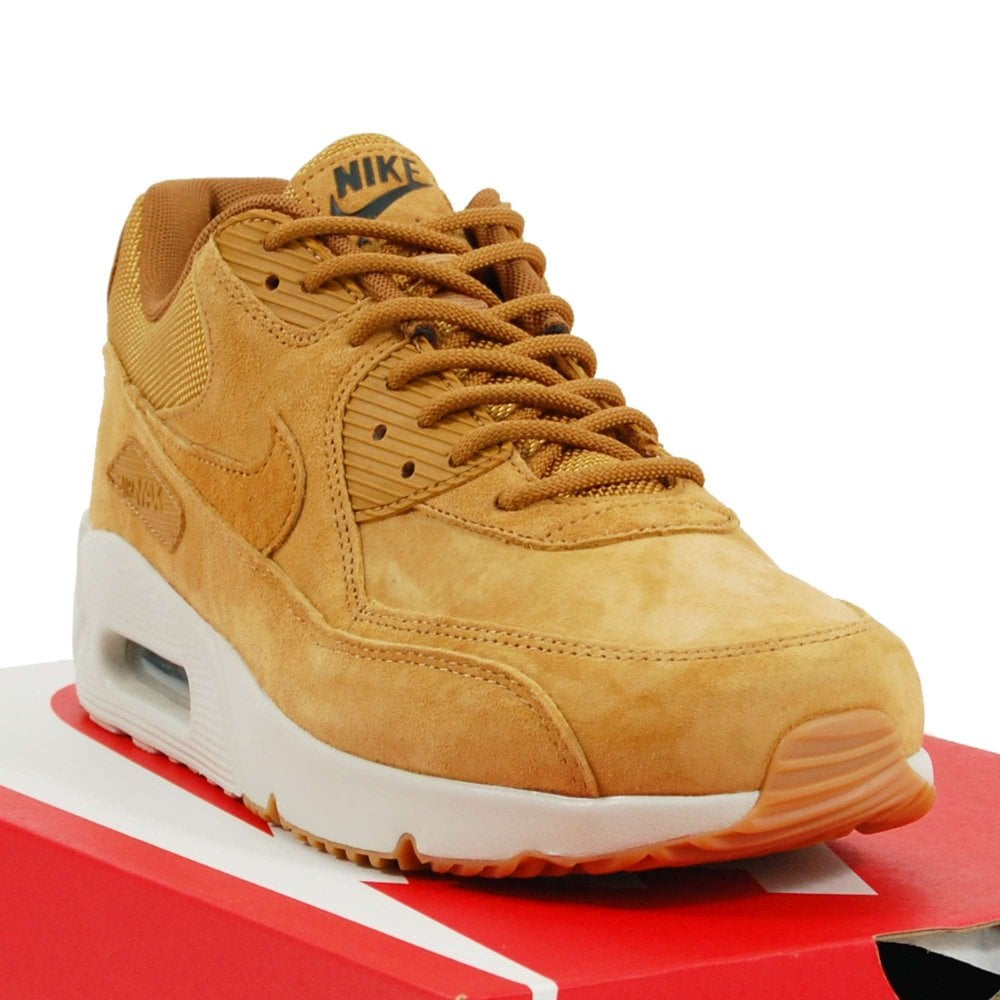 pretty nice bb0f2 4dff1 Air Max 90 Ultra 2.0 Leather Wheat Light Bone Gum