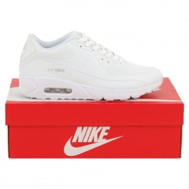 Air Max 90 Ultra 2.0 White Pure Platinum