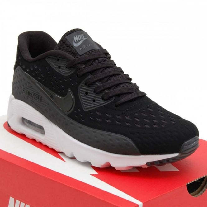 bas prix 48f7d 70cc8 Nike Air Max 90 Ultra BR Black Black