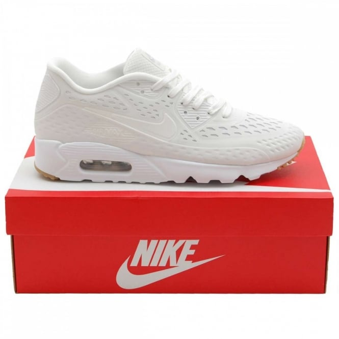 plus récent 5132f 4cde5 Nike Air Max 90 Ultra BR Summit White Summit White