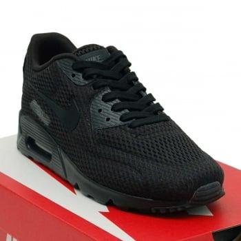 Nike Air Max 90 Ultra Breeze Triple Black