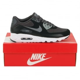 Air Max 90 Ultra Essential Black Cool Grey Anthracite