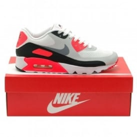Air Max 90 Ultra Essential White Infrared Cool Grey