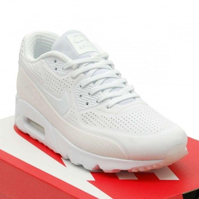 quality design 92cfc 7e8db Nike Air Max 90 Ultra Moire Triple White