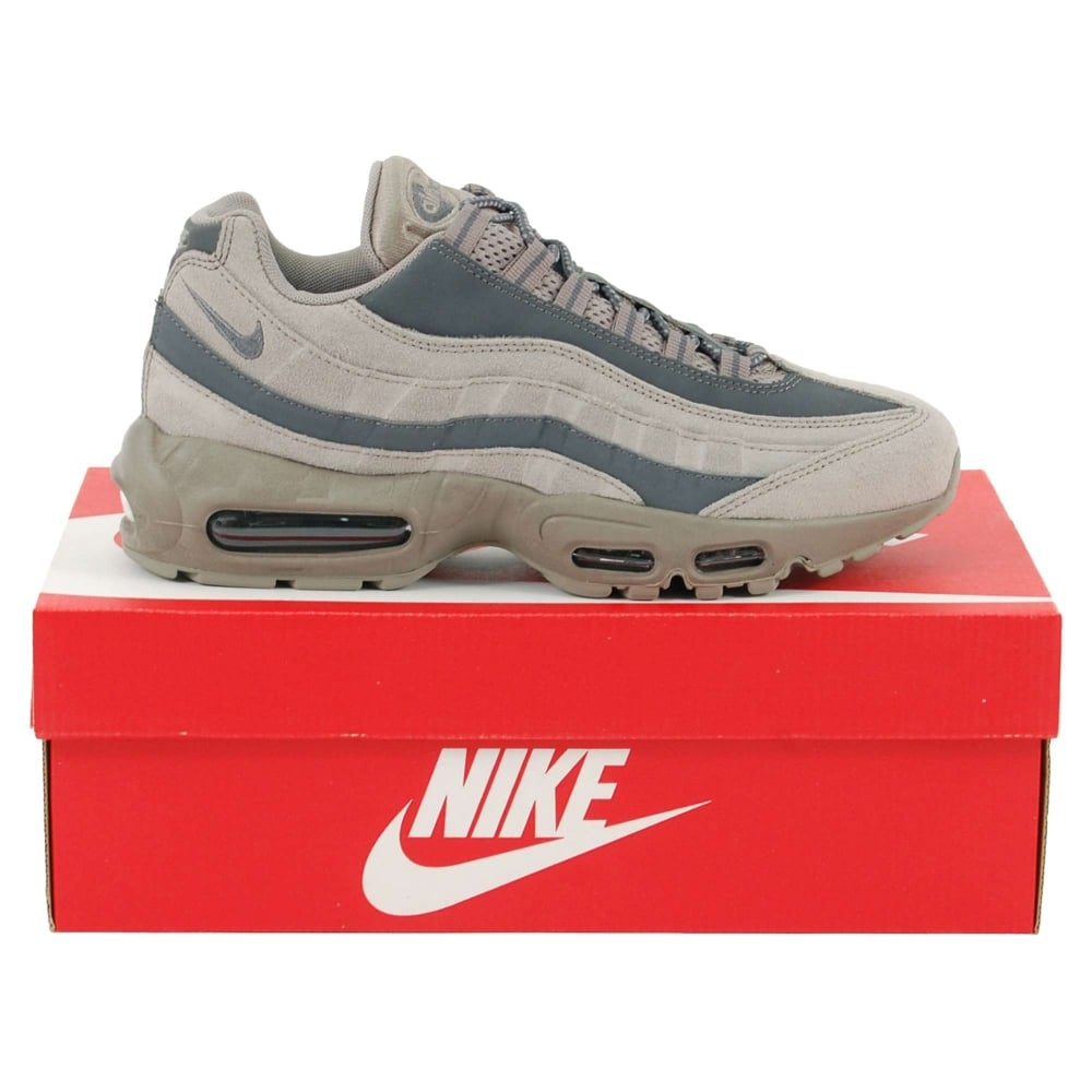 Nike Air Max 95 Essential Light Taupe Dark Grey - Mens Clothing from ... 6c1a3d1c91