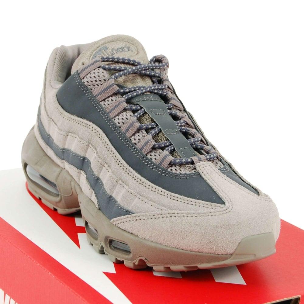 Nike Air Max 95 Essential Light Taupe Dark Grey