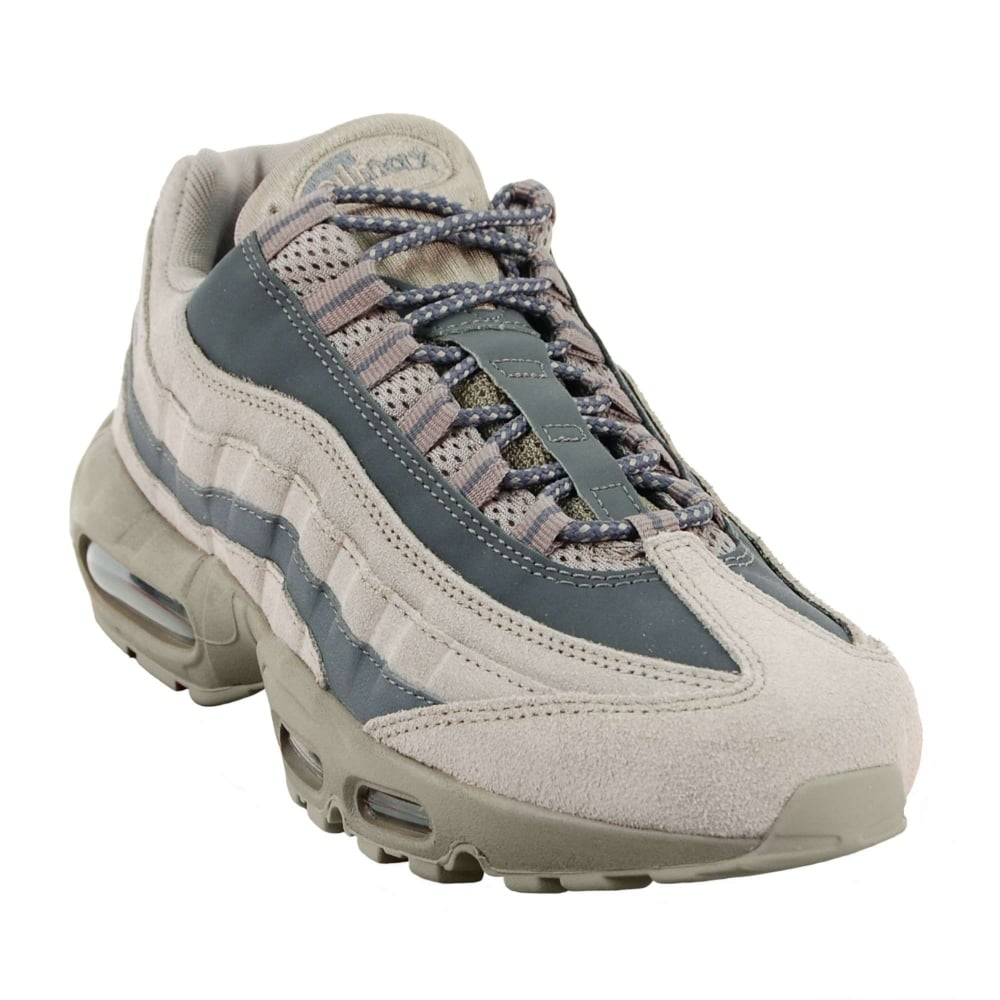 new styles d8ed4 bc651 Nike Air Max 95 Essential Light Taupe Dark Grey