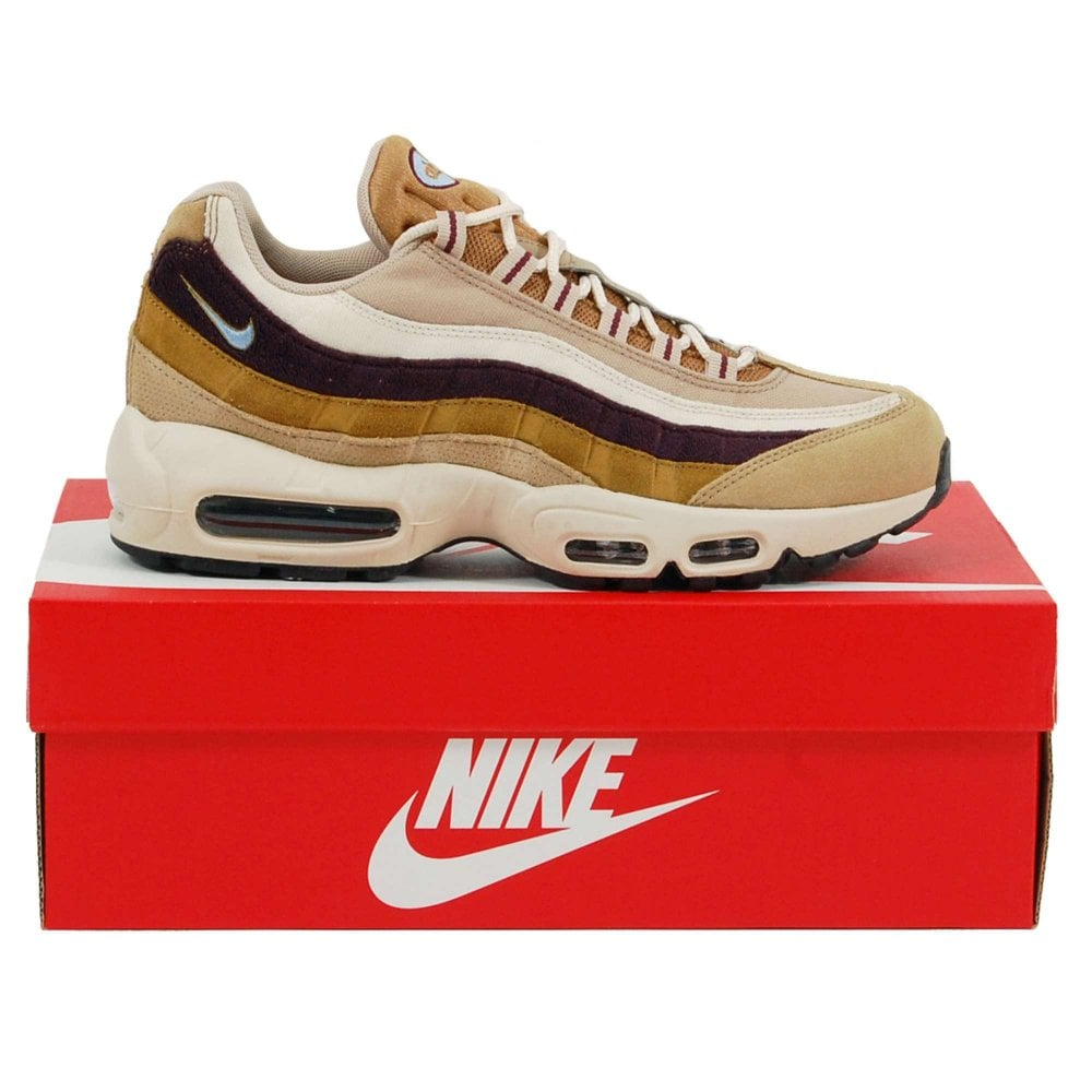 cheaper ab6ae b27c6 Nike Air Max 95 Premium Desert Royal Tint Camper Green Muted Bronze