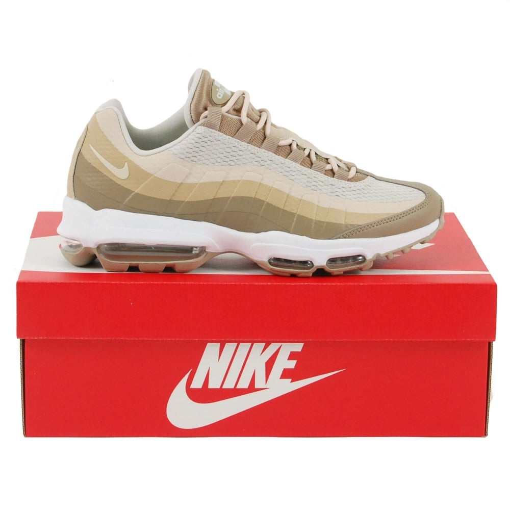 Nike Air Max 95 Ultra Essential Khaki Oatmeal Linen