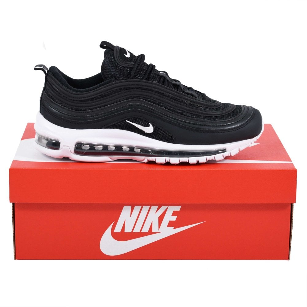 big sale 3d5a3 fd347 Nike Air Max 97 Black White