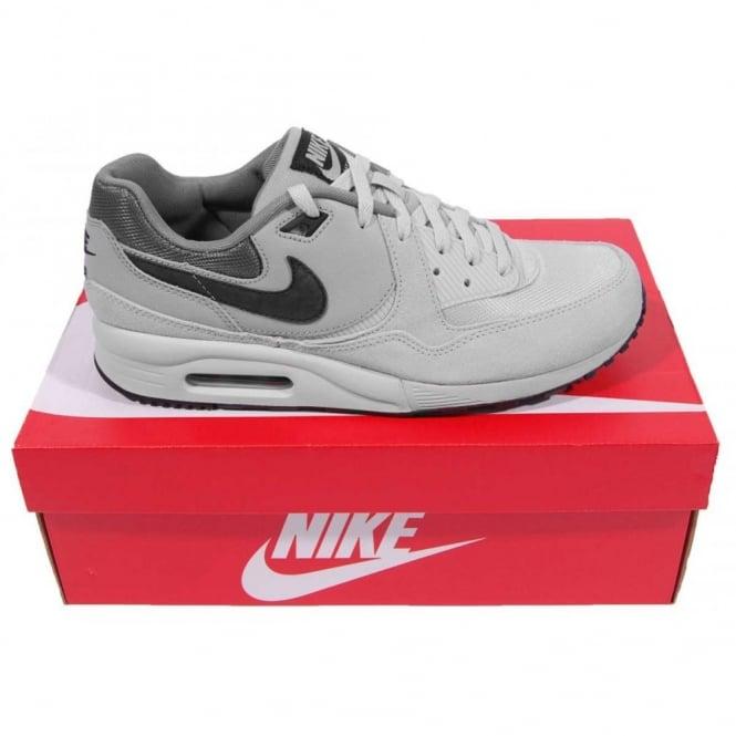 pretty nice 47360 f7c4e Nike Air Max Light Essential Pure Platinum Black - Mens Clothing ...