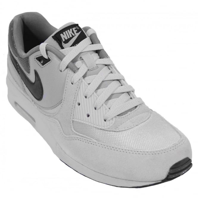 7709872d7199 Nike Air Max Light Essential Pure Platinum Black - Mens Clothing ...