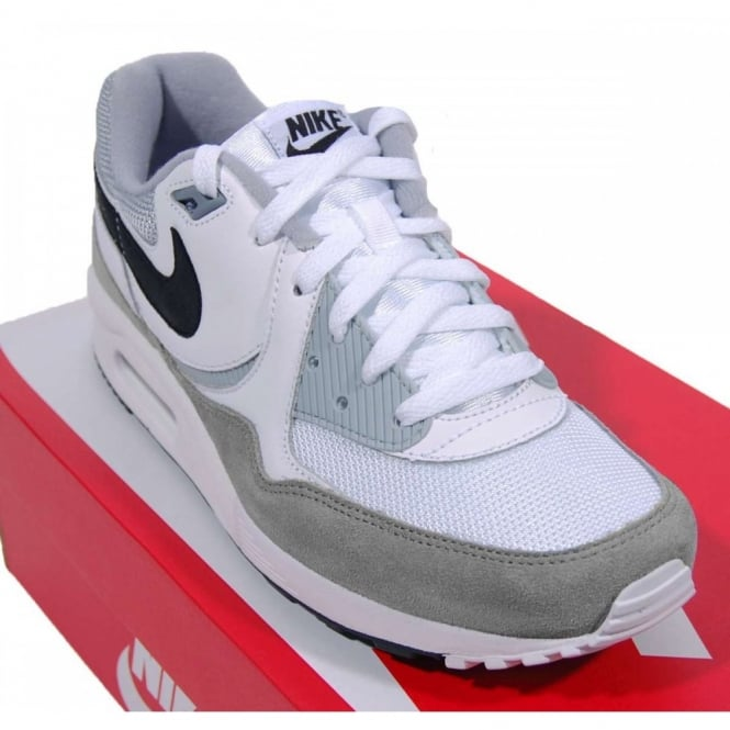 buy online 6e307 b1844 Air Max Light Essential White Black Light Magnet Grey