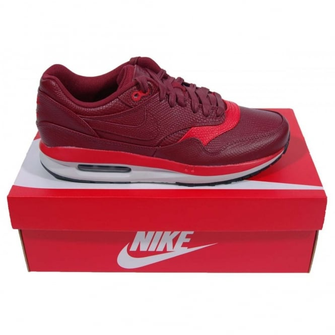 the best attitude 154f6 e9e83 Air Max Lunar 1 Deluxe Team Red Challenge Red